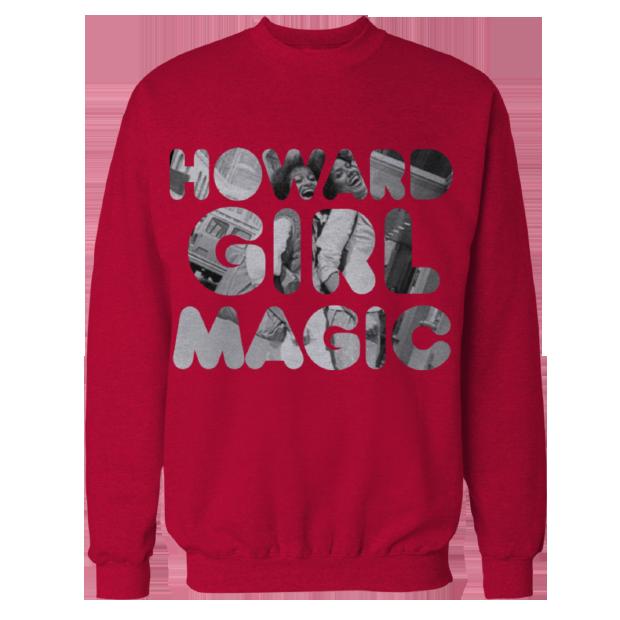 Howard Girl Magic / Sweet Knowledge Clothing Company