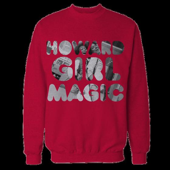 Image of Howard Girl Magic