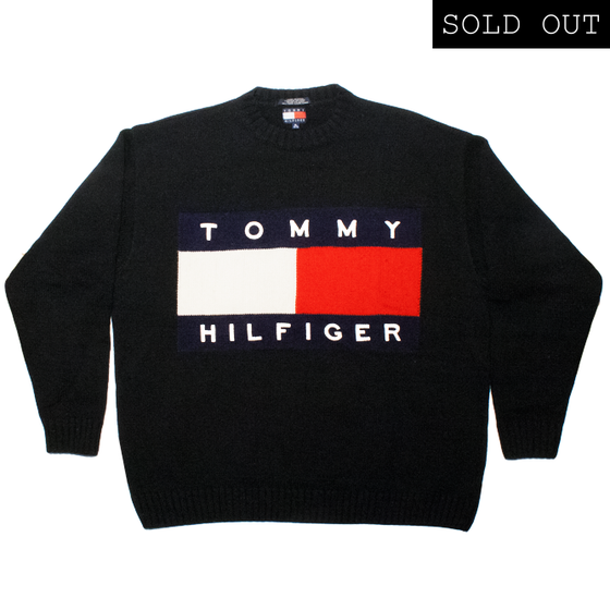 Image of Tommy Hilfiger Vintage Sweater Jumper
