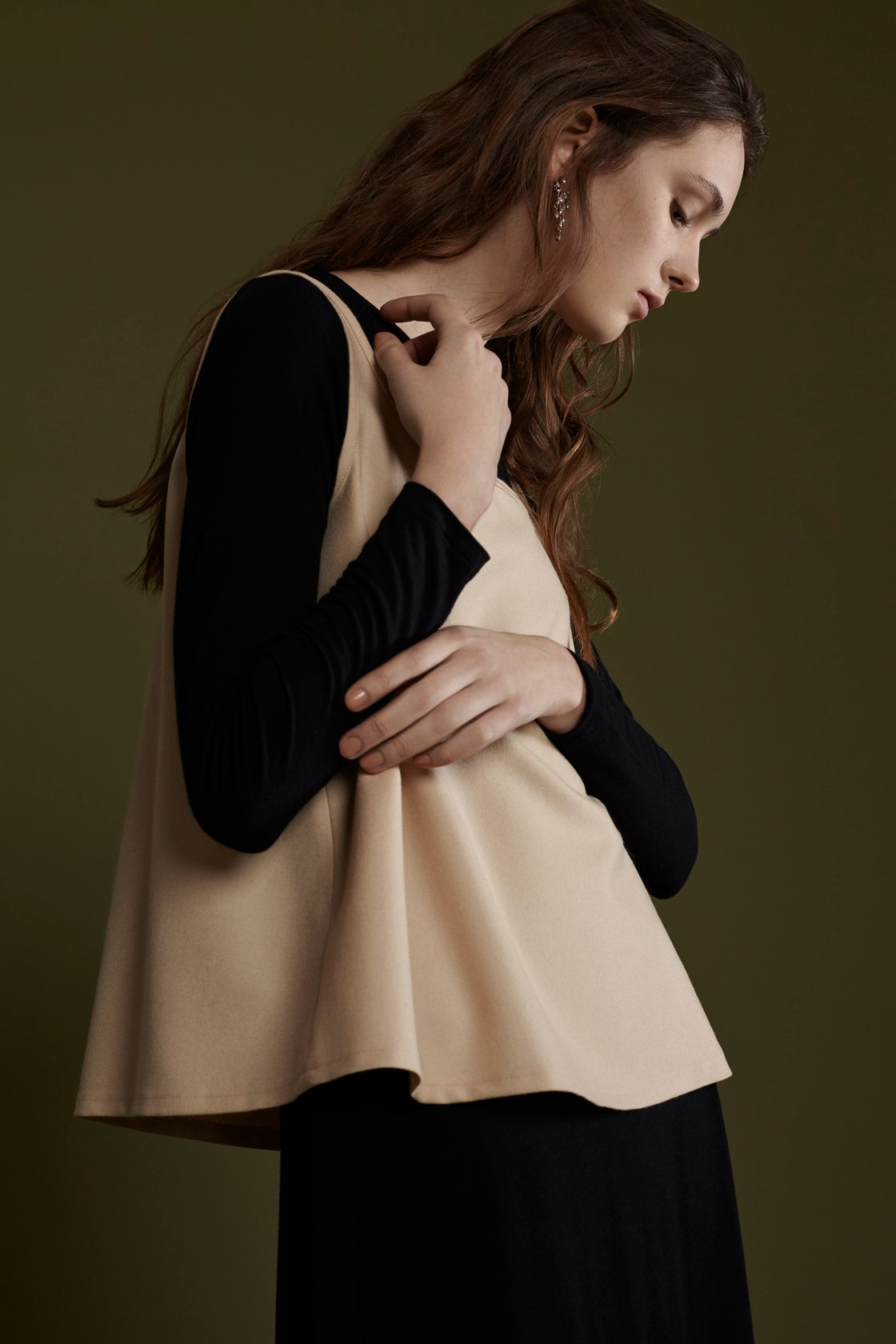 Image of FRAMPESCA WOOL TOP