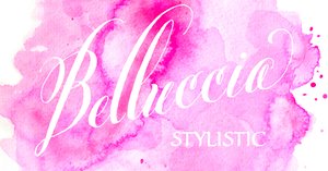 Image of WEBSITE SPECIAL! Belluccia Stylistic