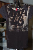 Image of Throw Up a Tag shirt
