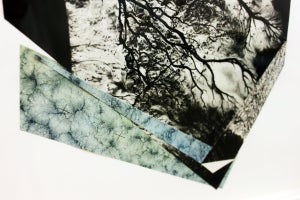 Image of Interstitial Geometries I - Collage
