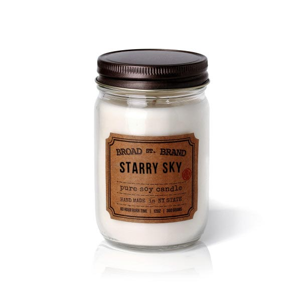 Image of Starry Sky Candle