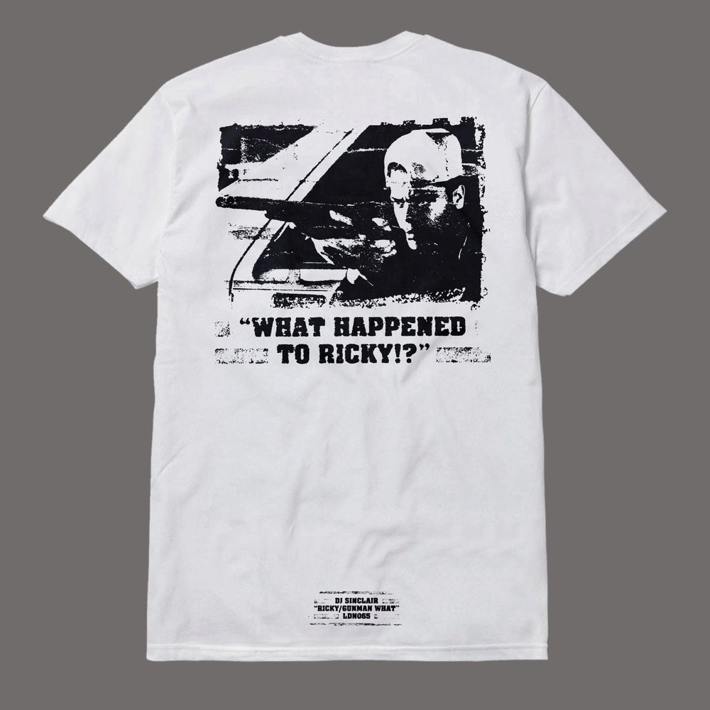 "Image of Ltd edition ""Ricky"" bundle: T-Shirt + 12"" + Digi's"