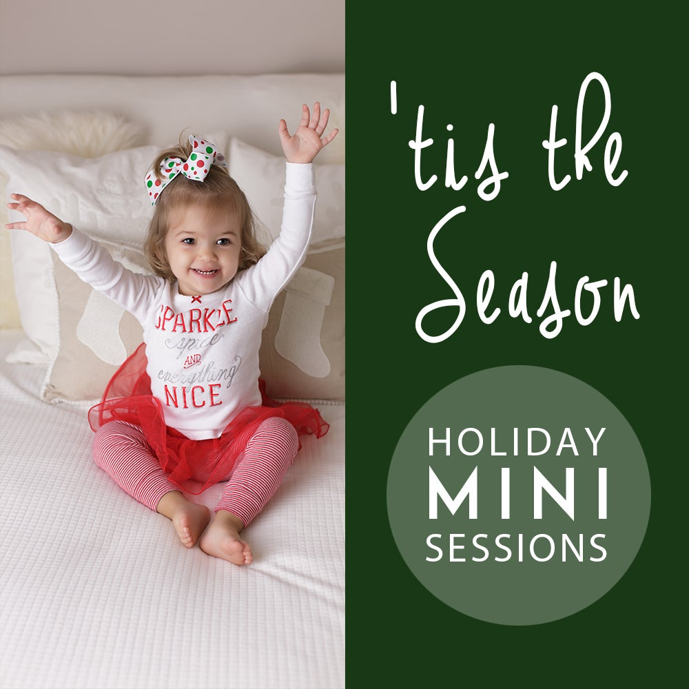 Image of Holiday Mini Sessions (Studio)