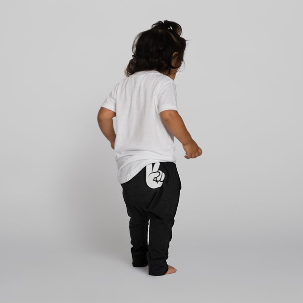 "Image of ""Peace Out"" Joggers"