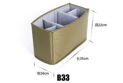 Image of Camera Insert Bags B33-Large/B32-Medium