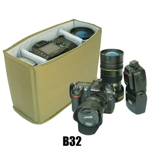 Image of Camera Insert Bags B33-Large/B32-Medium