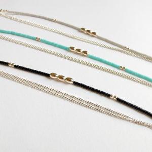 Image of Bracelet Douros - 3 coloris - 2 longueurs