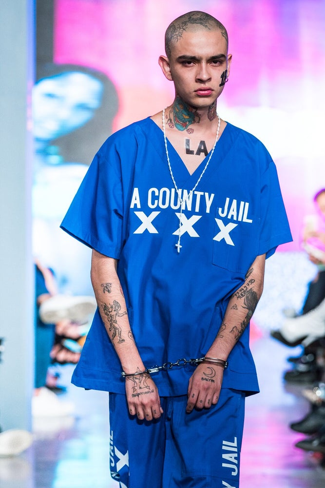 Image of LA COUNTY JAIL XXX