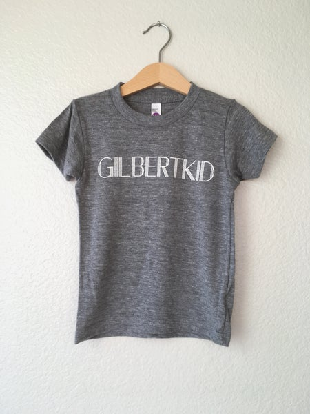 Image of GILBERTKID shirt (more colors)