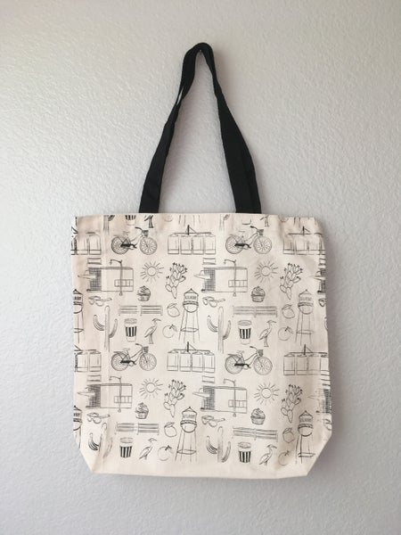 Image of ICONIC GILBERT tote