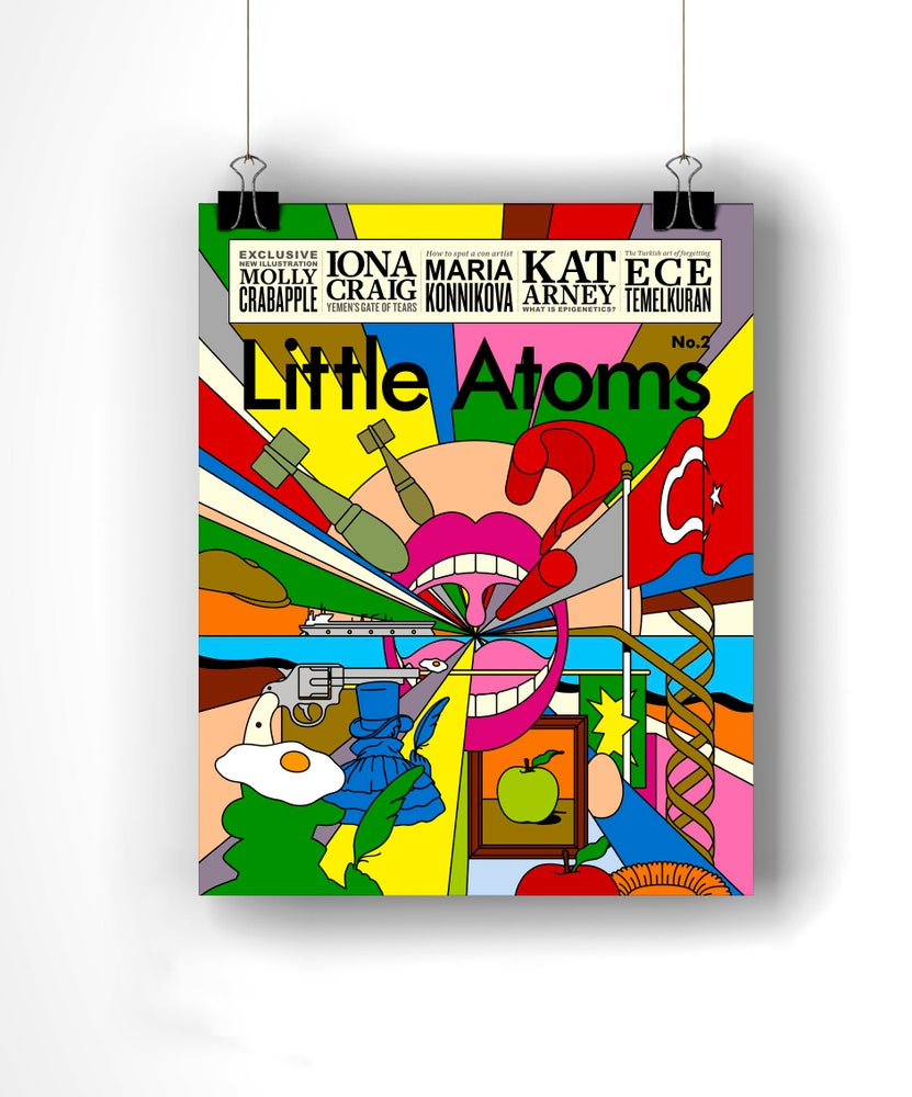 Image of Little Atoms magazine issue 2