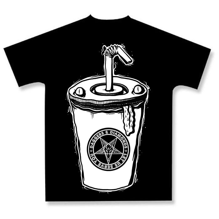 Image of Satans Sodas Unisex T-Shirt