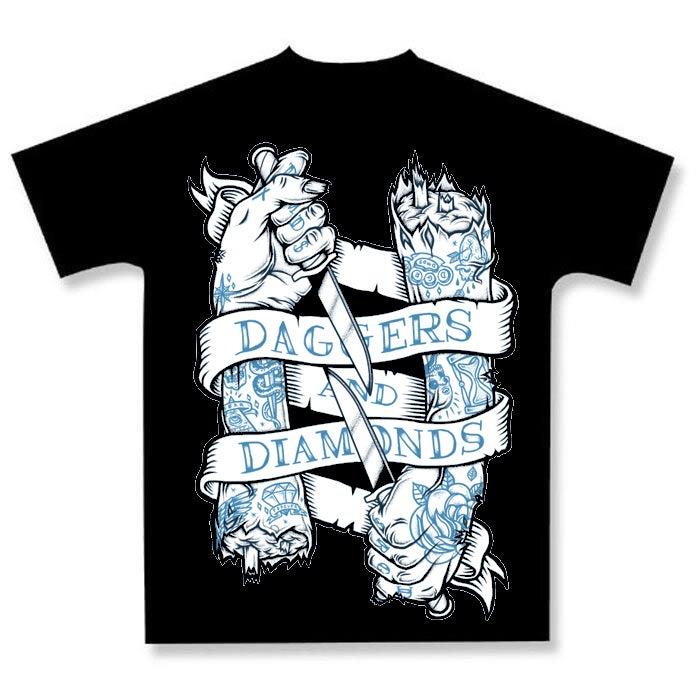 Image of Daggers Edge Unisex T-Shirt