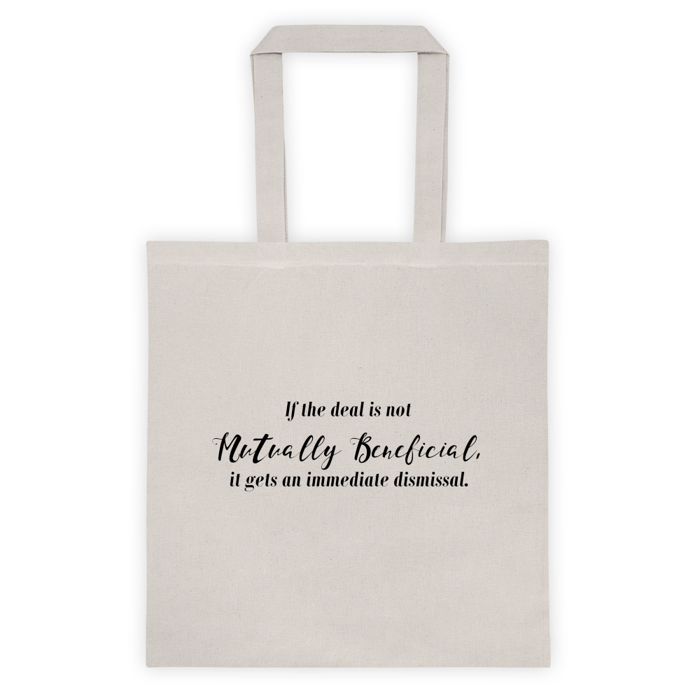 Image of Mutually Beneficial Tote