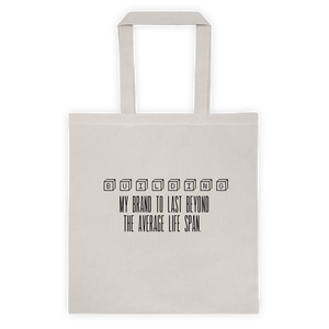 Image of Building My Brand Tote