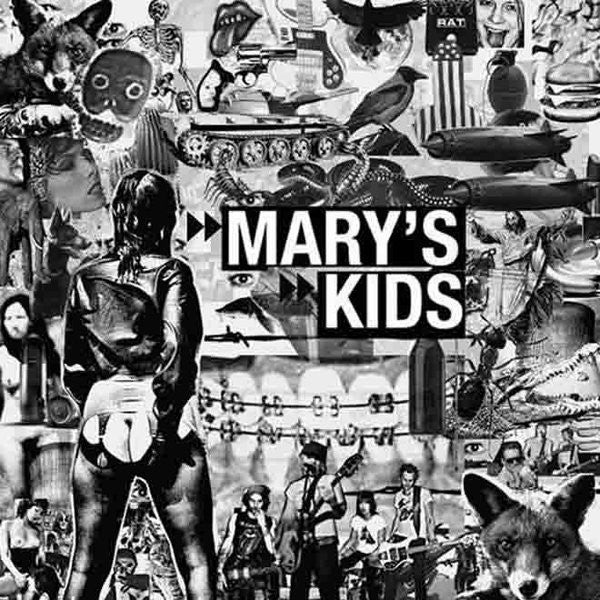 Image of FR037 Mary's Kids CD