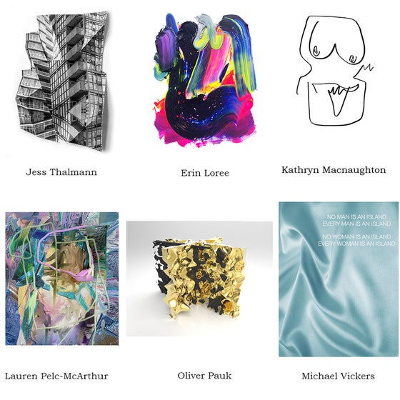 Image of Akin Projects Benefit Edition Prints