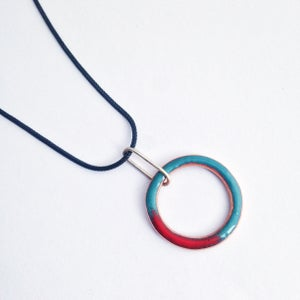 Image of little looper necklace
