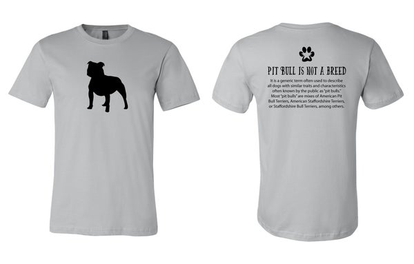 Image of Pit Bull - Silver