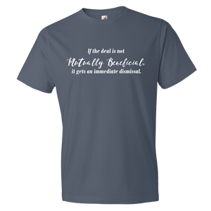 Image of Mutually Beneficial Tee (Unisex)