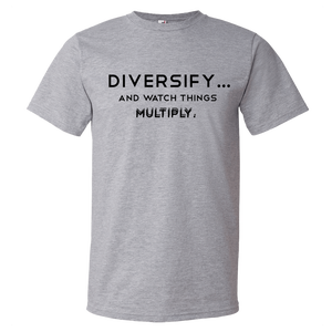 Image of Diversify/Multiply Tee (Unisex)