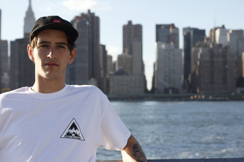 Image of NYC Scape Tee (White)