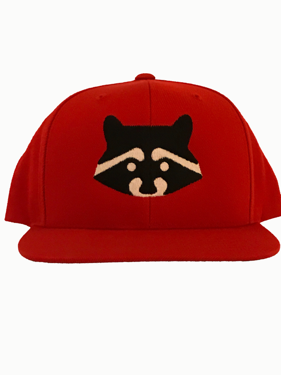Image of JIBZ RACCOON SNAP BACKS