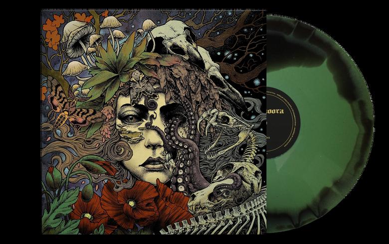 Image of Dorre / Bethmoora Split LP - Colour