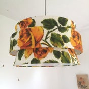 Image of Tiffin - a mid-century modern Troika lampshade