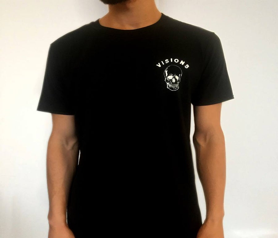 Image of Limited Edition Halloween Tee Black