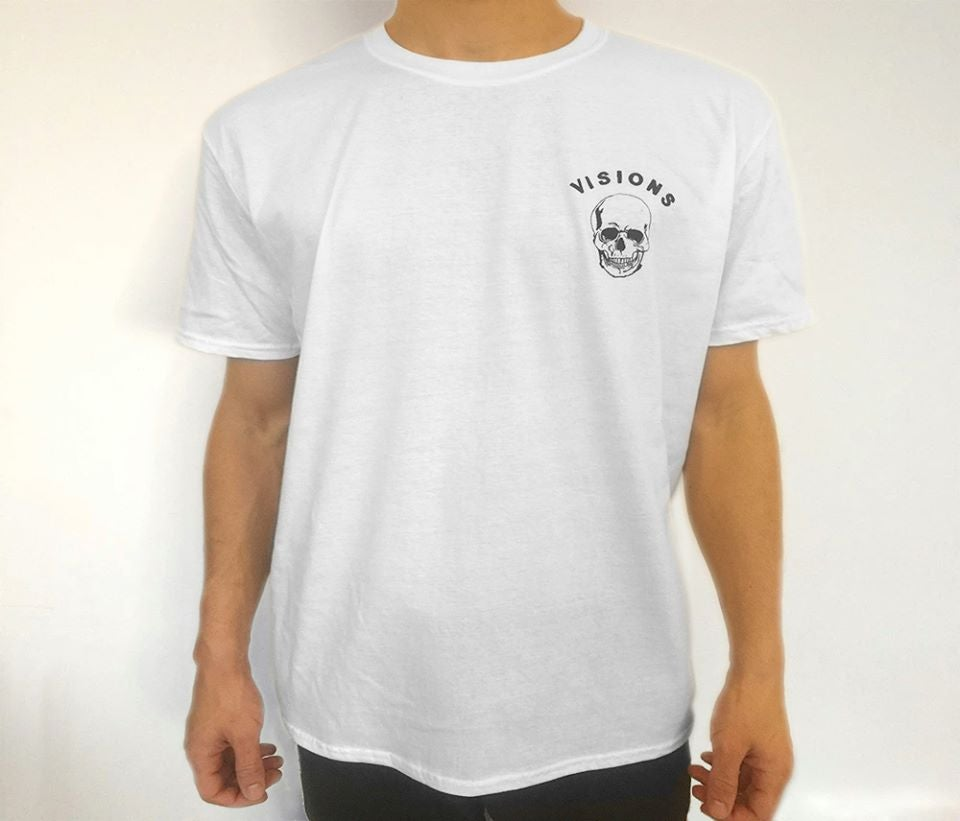 Image of Limited Edition Halloween Tee White