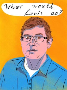 Image of What Would Louis Do?
