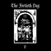 """Image of B!119 The Fortieth Day """"V"""" CD"""