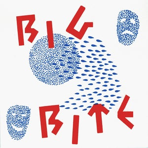 "Image of Big Bite - I Don't Think So 7"""
