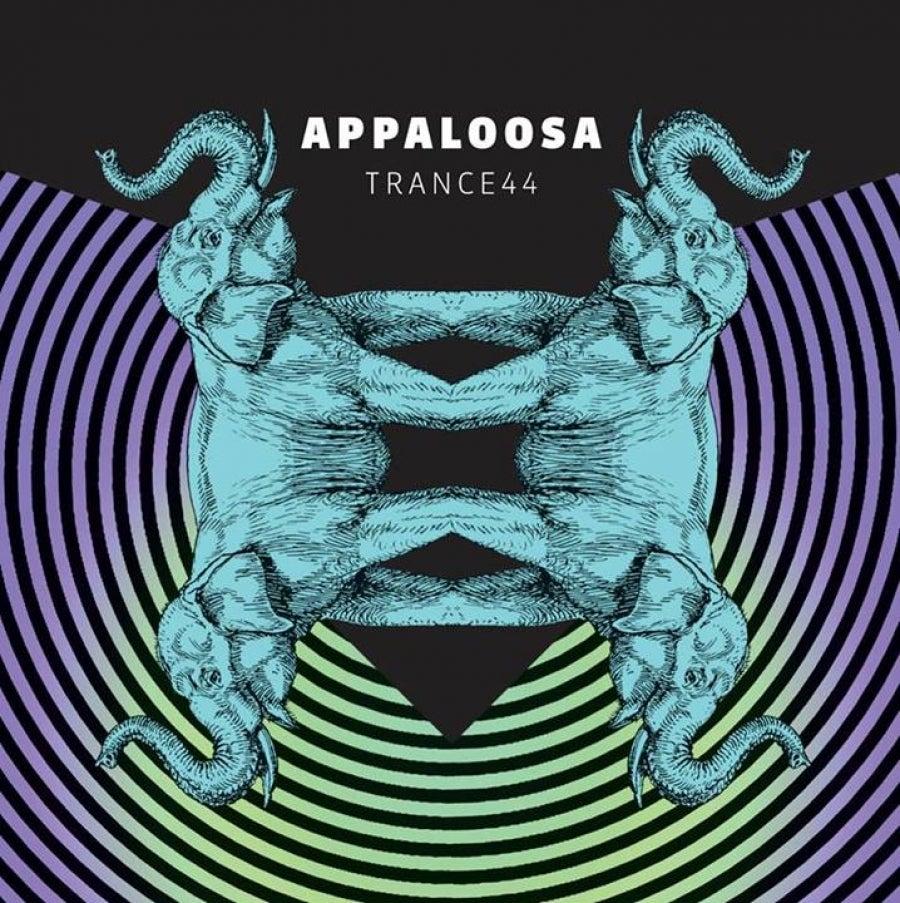 "Image of Appaloosa - ""Trance 44"" Vinyl"