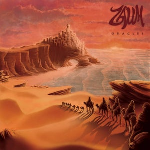 Image of Zaum - Oracles LP