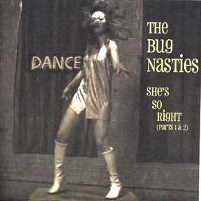 Image of FR036 The Bug Nasties 7""
