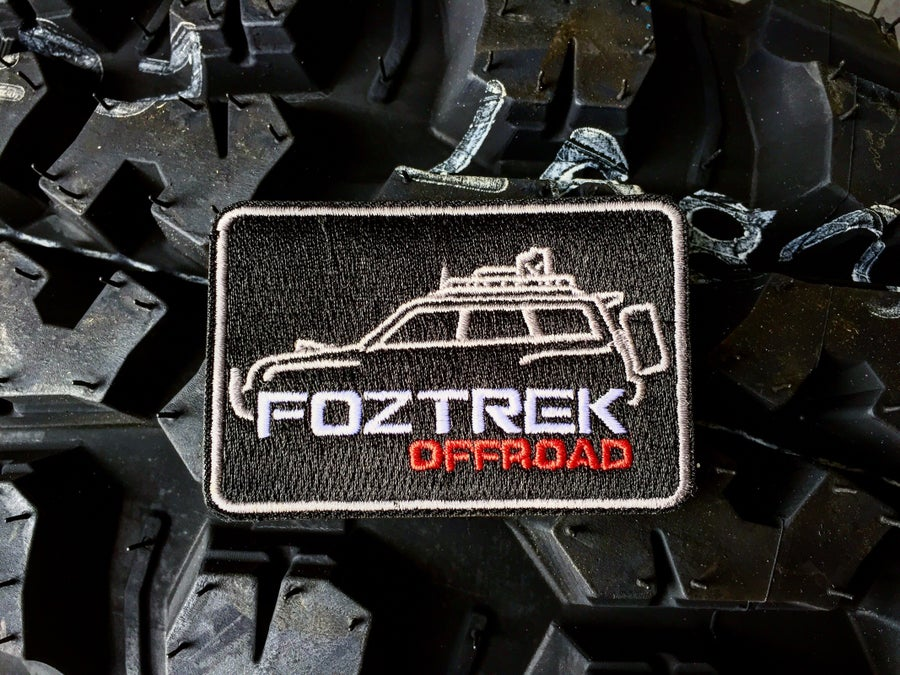 Image of Foztrek Offroad Patch