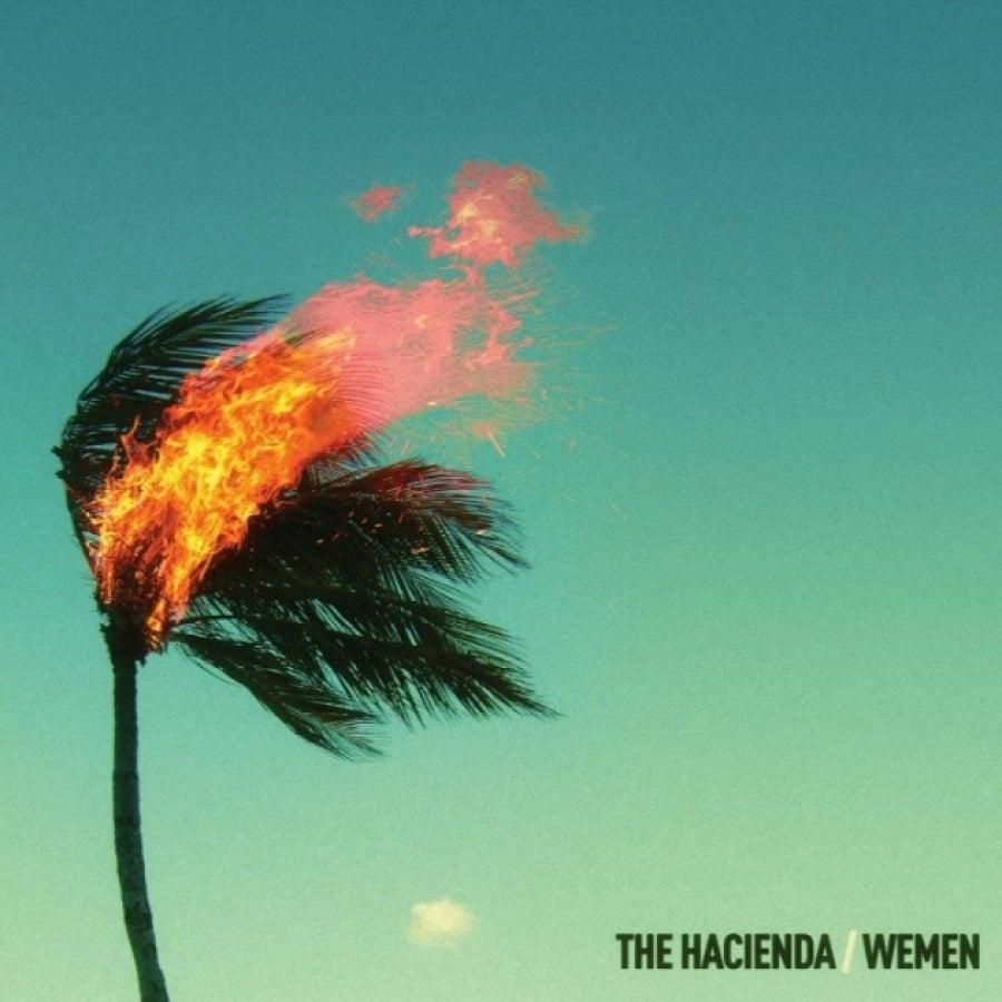 "Image of Wemen/The Hacienda - ""Palms are burning split"" - Split Album"