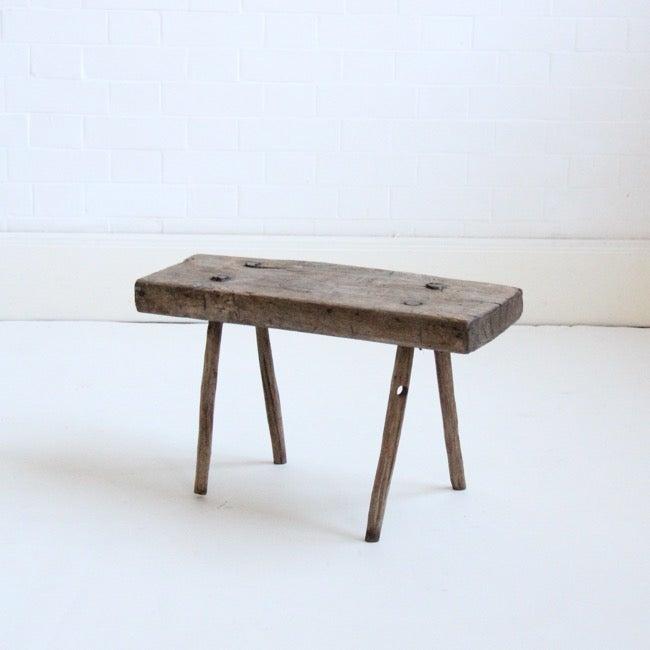 Image of Milking stool
