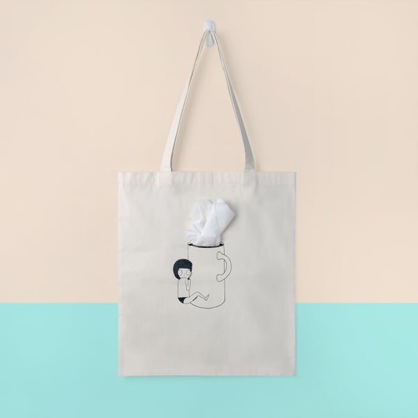 Image of Tissue Totes - Keep warm