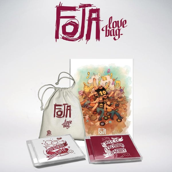 Image of Foja Love Bag