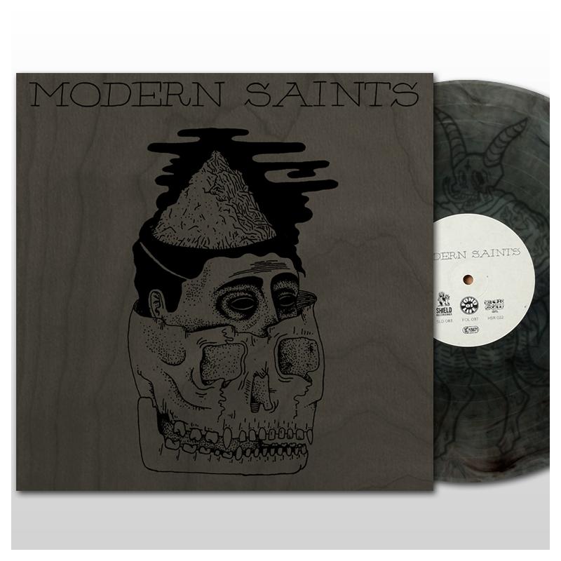 Image of Modern Saints - s/t EP (2016) - BLACK EDITION