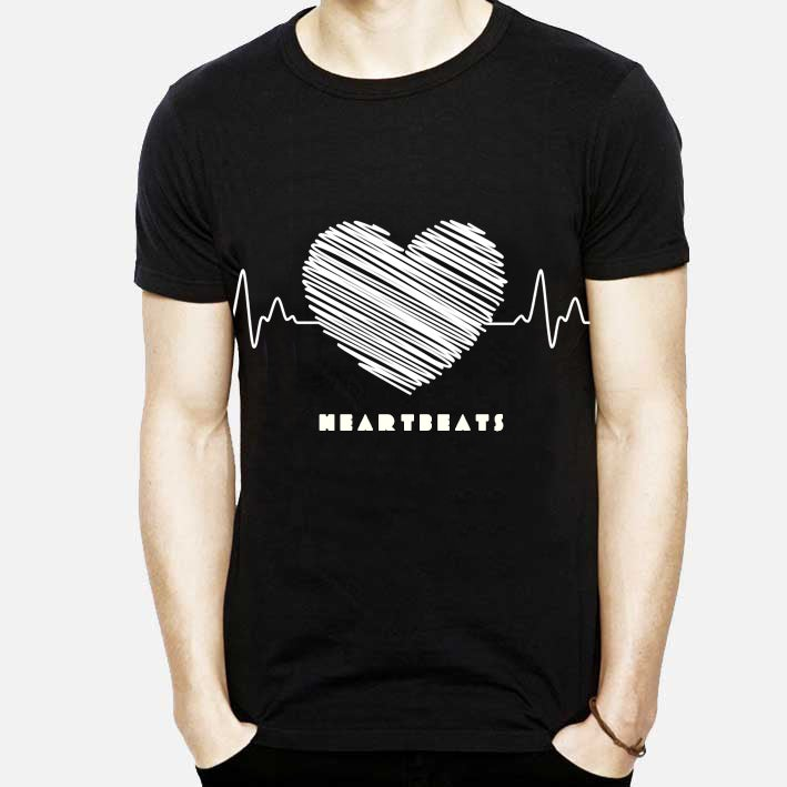 Image of Heartbeats - T-Shirt