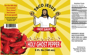 Image of Holy Ghost Pepper