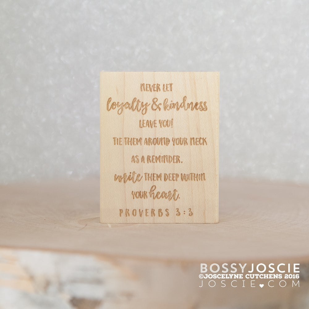 Image of Bible Verse: Proverbs 3:3