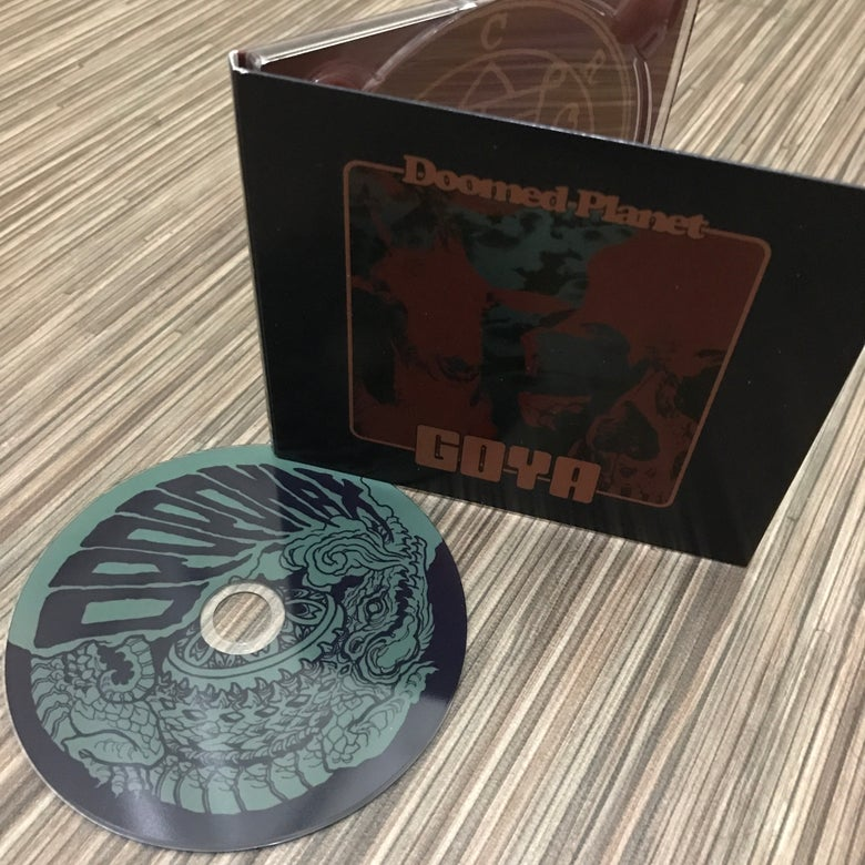 Image of Goya - Doomed Planet CD